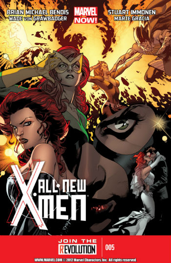 All-New X-Men #5