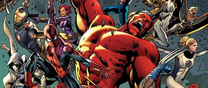 Marvel In April 2013: Marvel Universe