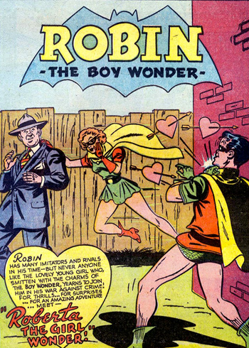 Star Spangled Comics #103 (Avril 1950)