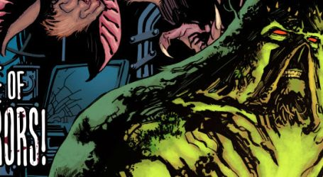 Avant-Première VO: Review Swamp Thing #16