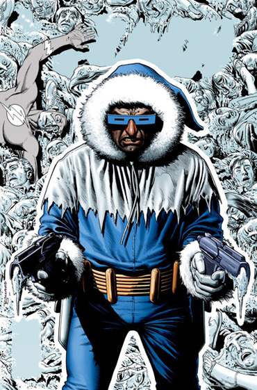 Captain Cold, le rejeton d'Icicle...