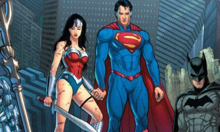Avant-Première VO: Review Justice League #17