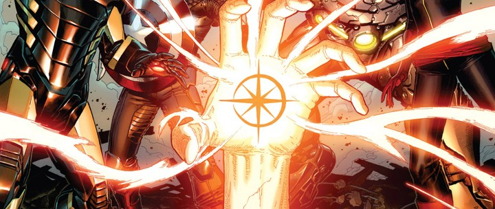 Avant-Première VO: Review Avengers #8