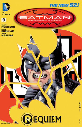Batman Incorporated #9