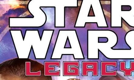 Avant-Première VO: Review Star Wars Legacy #1