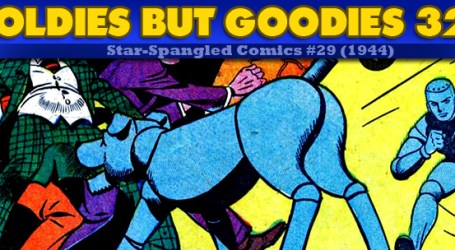 Oldies But Goodies: Star-Spangled Comics #29 (Fev. 1944)