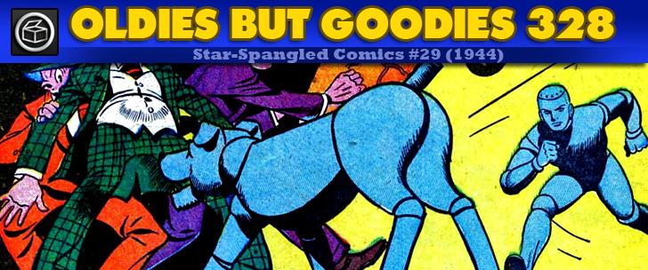 Oldies But Goodies: Star-Spangled Comics #29 (Fev. 1944)