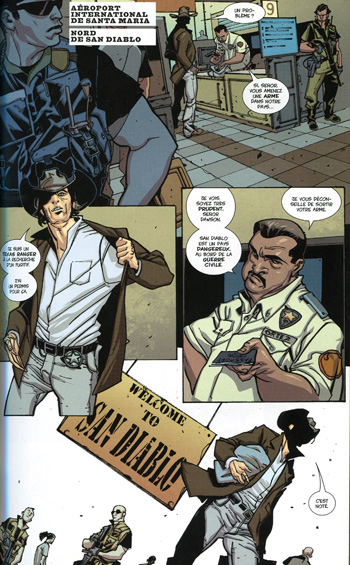 Trade Paper Box #82: Six Guns - Les francs-tireurs