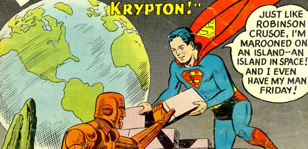 Oldies But Goodies: Superboy #49 (Juin 1956)