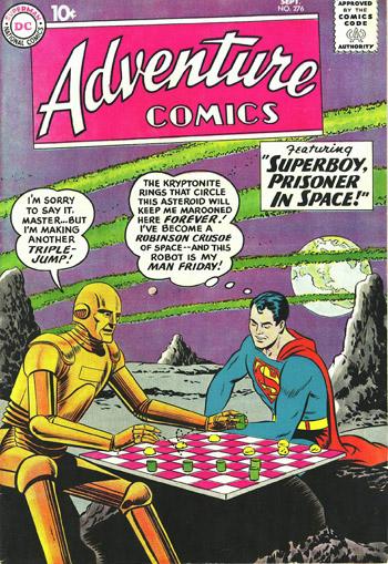 Adventure Comics #276