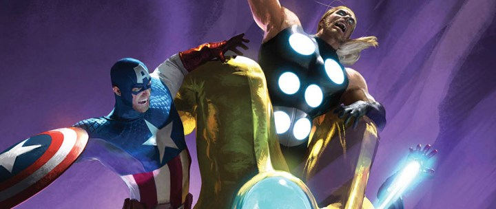Marvel In June 2013: Ultimate Comics & Others