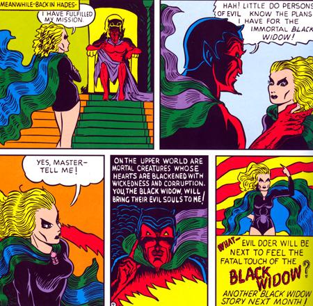 Le plan secret de Satan ? Punir les méchants !