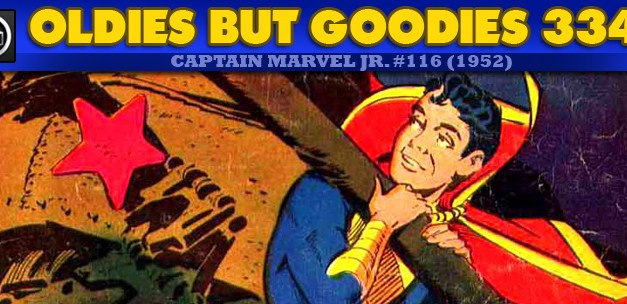 Oldies But Goodies: Captain Marvel Jr. #116 (Déc. 1952)