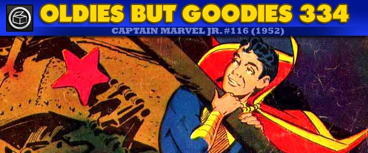 Oldies But Goodies: Captain Marvel Jr. #116 (Déc. 1952)