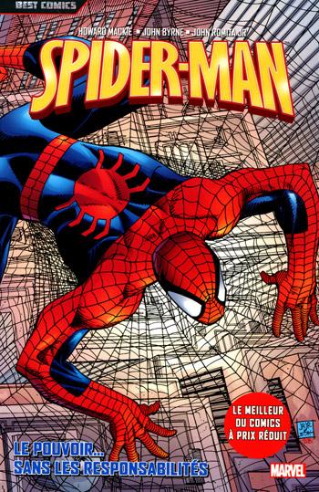 Trade Paper Box #89: Best Comics: Spider-Man 5