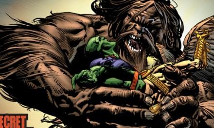 Avant-Première VO: Review Justice League of America #4