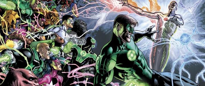 Avant-Première VO: Review Green Lantern #20