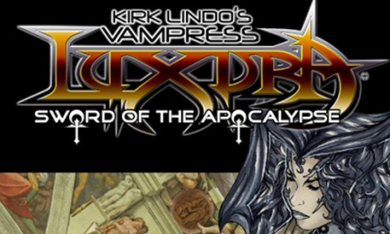 Preview: Vampress Luxura Graphic Novel