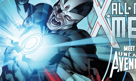 Avant-Première VO: Review All-New X-Men #12