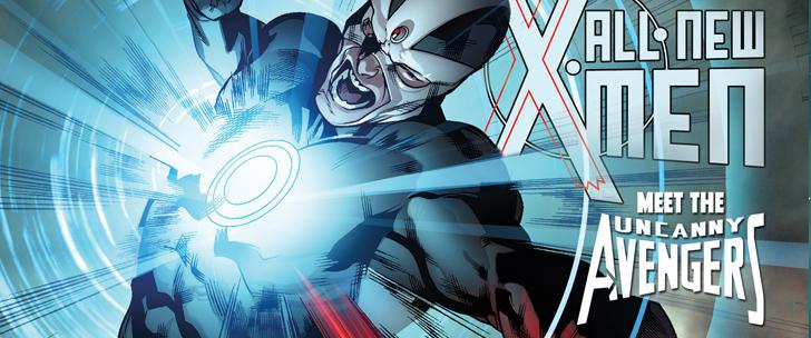 Avant-Première VO: Review All-New X-Men #12