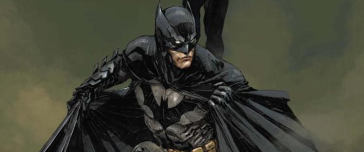 Preview: Batman/Superman #1