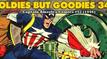 Oldies But Goodies: Captain America Comics #52 (Jan. 1946)