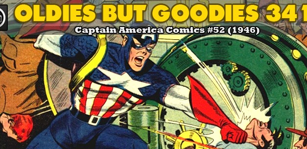 Oldies But Goodies: Captain America Comics #52 (Jan. 1946)
