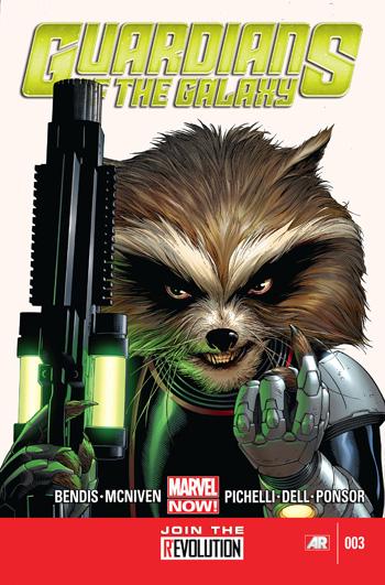 Avant-Première VO: Review Guardians of the Galaxy #3
