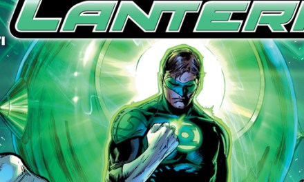 Avant-Première VO: Review Green Lantern #21