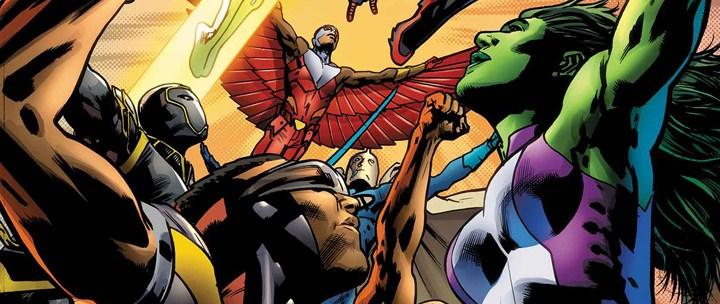 Marvel In September 2013: Marvel Universe