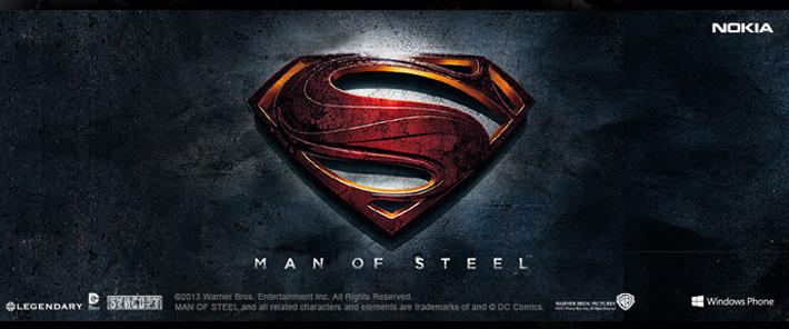 Avant-Première Man of Steel du 17 juin: 5 places à gagner avec Nokia et Comic Box