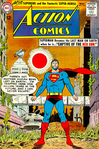 Action Comics #300 (Mai 1963)
