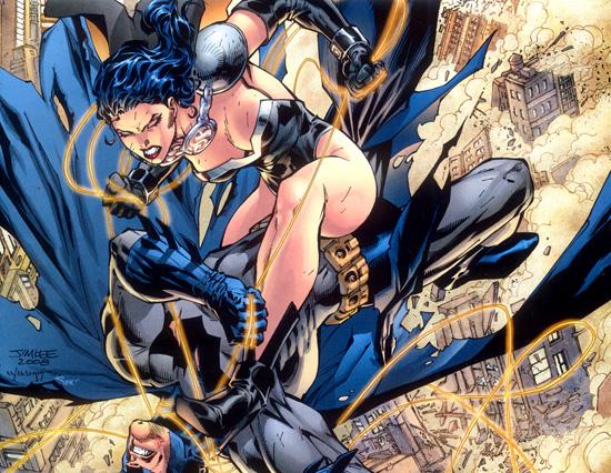 La Superwoman de Terre 3