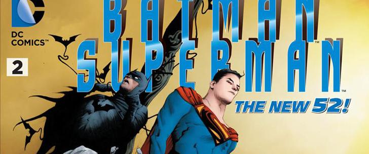 Avant-Première VO: Review Batman/Superman #2