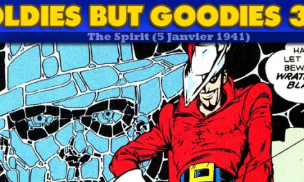 Oldies But Goodies: The Spirit (5 Janvier 1941)