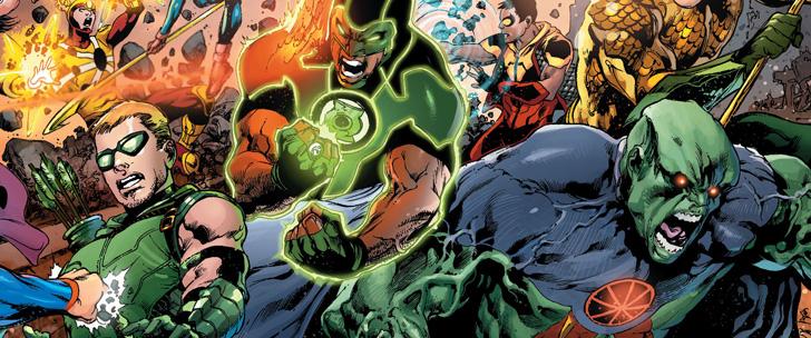 Avant-Première VO: Review Justice League of America #6