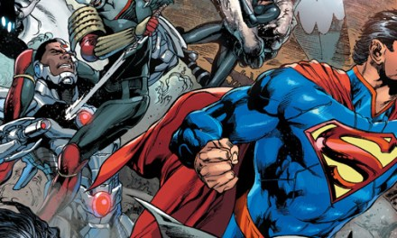 Avant-Première VO: Review Justice League #22