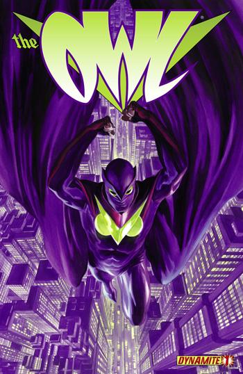 Avant-Première VO: Review The Owl #1