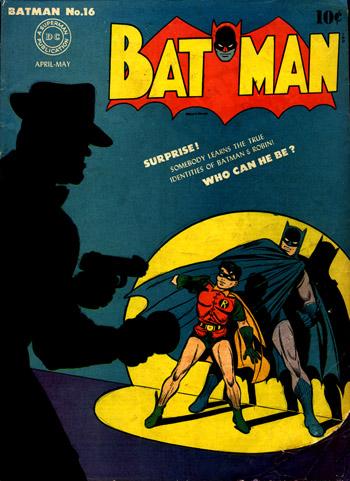 Batman #16 (Avril 1943)