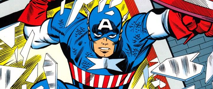 Un été en Super-Héros sur France Info / Captain America