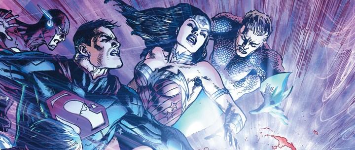 Avant-Première VO: Justice League #23