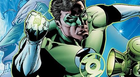 Un été en Super-Héros sur France Info / Green Lantern