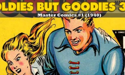 Oldies But Goodies: Master Comics #1 (Mars 1940)