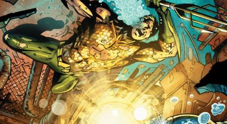 Avant-Première VO: Review Aquaman #23