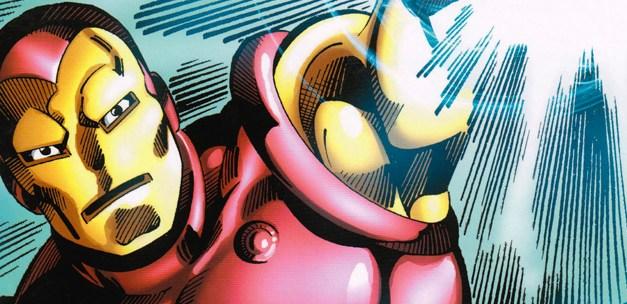 Trade Paper Box #102: Best of Marvel: Iron Man – Iron Monger