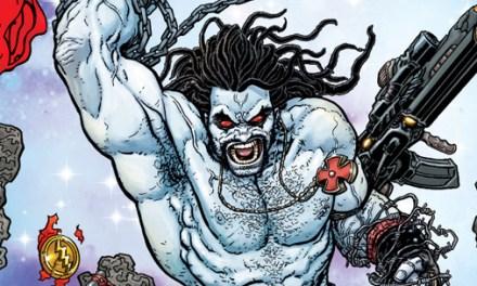 Avant-Première VO: Review Justice League #23.2 Lobo