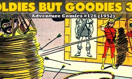 Oldies But Goodies: Adventure Comics #176 (Mai 1952)