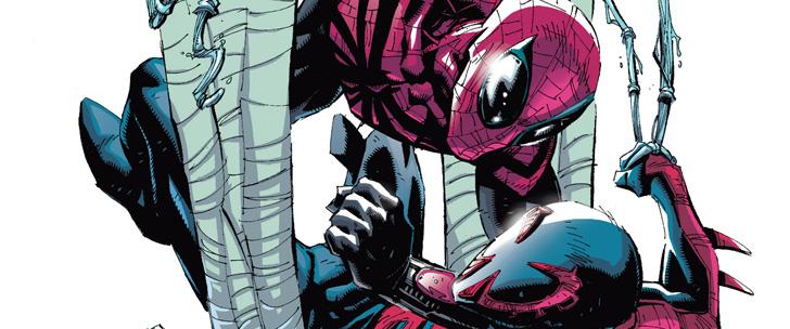 Avant-Première VO: Review Superior Spider-Man #18