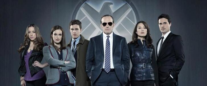 Review : Marvel's Agents of S.H.I.E.L.D. S01E01