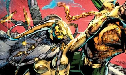 Avant-Première VO: Review Aquaman Annual #1